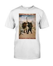 HT We Conquer Ourselves  Classic T-Shirt tile