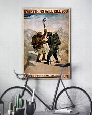 HT We Conquer Ourselves  24x36 Poster lifestyle-poster-7