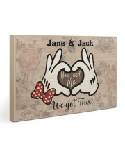 We Got This Gallery Wrapped Canvas Prints tile