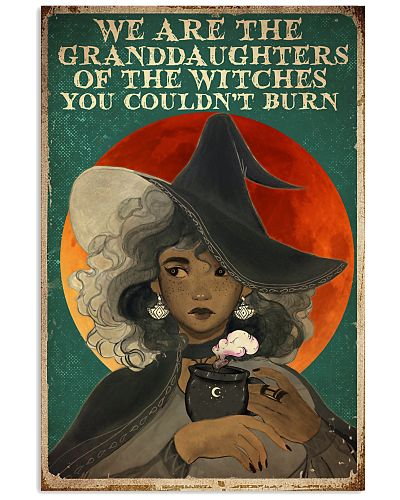 Grandaughter of witches