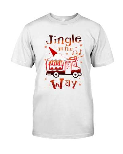 Jingle All The Way White