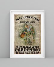 Girl Loved Gardening Once Upon A Time  24x36 Poster lifestyle-poster-5
