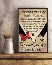 The Day I Met You  24x36 Poster lifestyle-poster-3