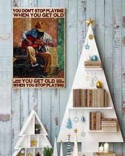 Guitar You Don't Stop 24x36 Poster lifestyle-holiday-poster-2
