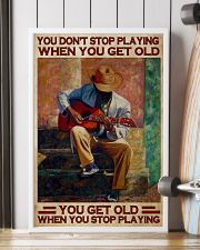 Guitar You Don't Stop 24x36 Poster lifestyle-poster-4