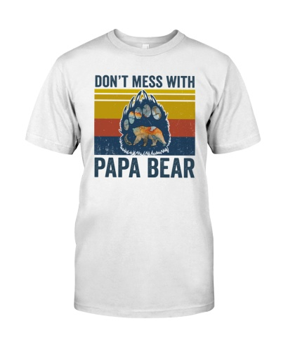 Papa Bear Father's Day