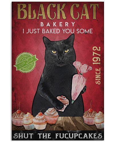 Black Cat Shut The Fucupcakes 2