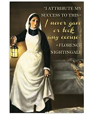 Florence Nightingale Quote 24x36 Poster front