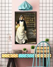 Florence Nightingale Quote 24x36 Poster lifestyle-poster-6