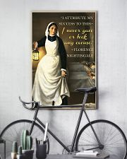 Florence Nightingale Quote 24x36 Poster lifestyle-poster-7