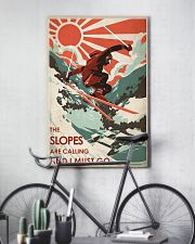 The Slopes Are Calling And I Must Go 24x36 Poster lifestyle-poster-7