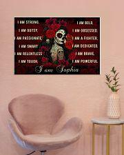 Sugar Skull I Am 36x24 Poster poster-landscape-36x24-lifestyle-19