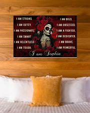 Sugar Skull I Am 36x24 Poster poster-landscape-36x24-lifestyle-23