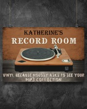 Record Room  36x24 Poster aos-poster-landscape-36x24-lifestyle-11