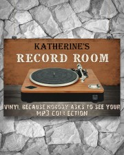 Record Room  36x24 Poster aos-poster-landscape-36x24-lifestyle-12