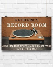Record Room  36x24 Poster aos-poster-landscape-36x24-lifestyle-16