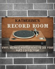 Record Room  36x24 Poster aos-poster-landscape-36x24-lifestyle-17