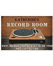 Record Room  36x24 Poster front