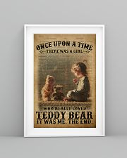 Girl Teddy Bear Dictionary 24x36 Poster lifestyle-poster-5