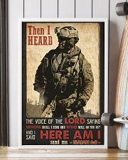 Veteran Lord Send Me 24x36 Poster lifestyle-poster-4