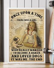 Girl Baking Dogs Once Upon A Time  24x36 Poster lifestyle-poster-4