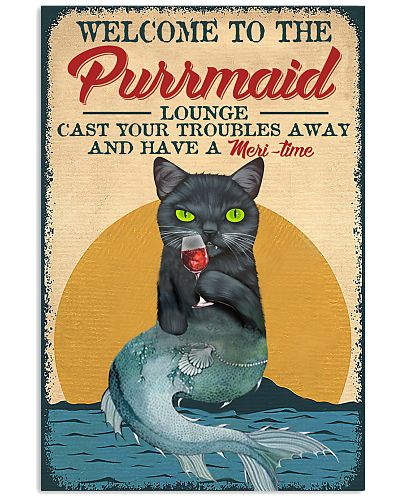 Purrmaid Lounge