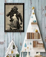 Dive To Escape Life 24x36 Poster lifestyle-holiday-poster-2