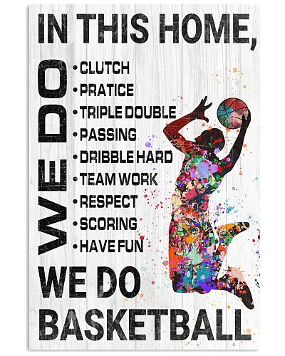In This Home Basketball