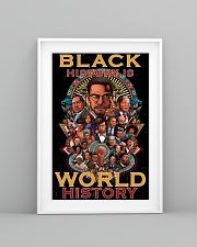 Black Activists Well Behaved People  24x36 Poster lifestyle-poster-5