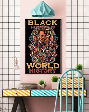 Black Activists Well Behaved People  24x36 Poster lifestyle-poster-6