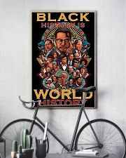 Black Activists Well Behaved People  24x36 Poster lifestyle-poster-7