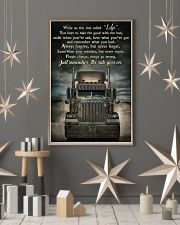 PB Semi Truck On This Ride  24x36 Poster lifestyle-holiday-poster-1