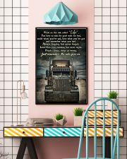PB Semi Truck On This Ride  24x36 Poster lifestyle-poster-6