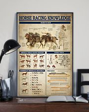 Horse Racing Knowledge 2 11x17 Poster lifestyle-poster-2
