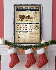 Horse Racing Knowledge 2 16x24 Poster lifestyle-holiday-poster-4