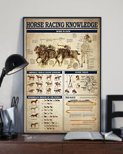 Horse Racing Knowledge 2 16x24 Poster lifestyle-poster-2