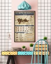 Horse Racing Knowledge 2 16x24 Poster lifestyle-poster-6
