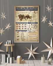 Horse Racing Knowledge 2 24x36 Poster lifestyle-holiday-poster-1