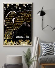 Girl And Horse 24x36 Poster lifestyle-poster-1