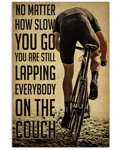 Cycling No Matter How Slow
