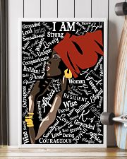 I Am Black 6 24x36 Poster lifestyle-poster-4