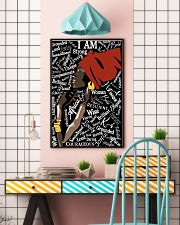 I Am Black 6 24x36 Poster lifestyle-poster-6
