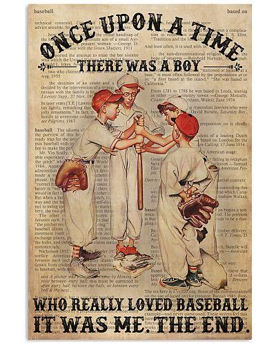 Boy Baseball Dictionary 2