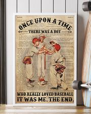 Boy Baseball Dictionary 2 24x36 Poster lifestyle-poster-4