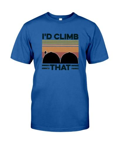 I'd Climb That