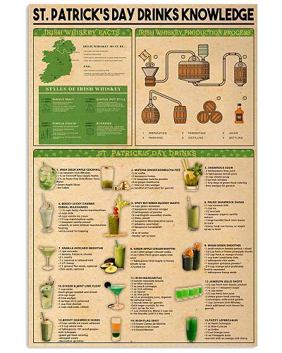 Saint Patrick's Day Drinks Knowledge