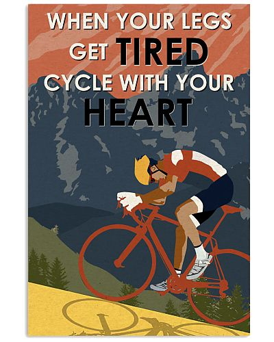 Cycle With Heart
