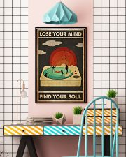 Recorder Swimming 24x36 Poster lifestyle-poster-6
