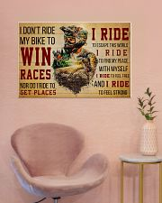 MTB I Ride 36x24 Poster poster-landscape-36x24-lifestyle-19