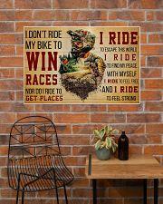 MTB I Ride 36x24 Poster poster-landscape-36x24-lifestyle-20
